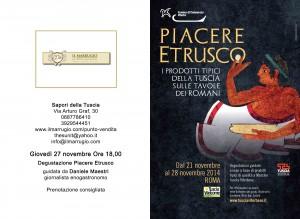 Piacere Etrusco - Sapori della Tuscia