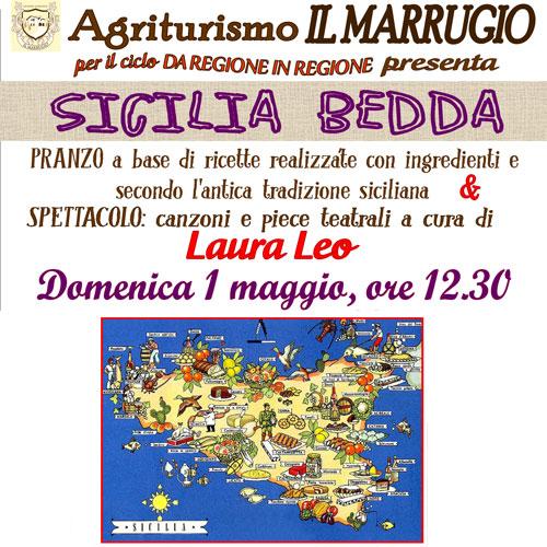"""""""Da Regione in Regione"""": SICILIA BEDDA"""
