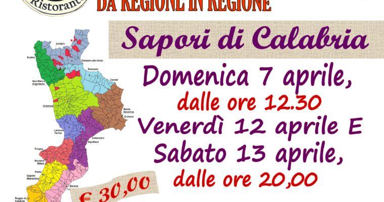 Sapori di Calabria